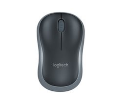 myš Logitech Wireless Mouse M185 nano, swift gray